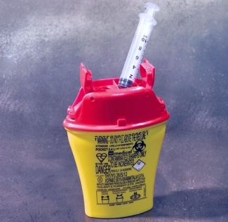 Safety Container, 0.4L
