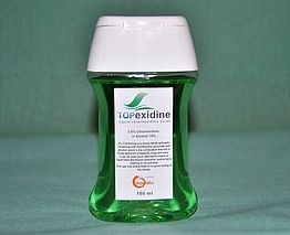 TOPexidine 2.0%  -  100ml